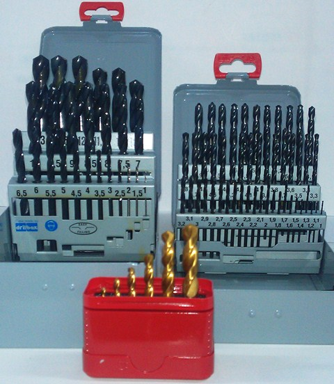 Cbn slot drill